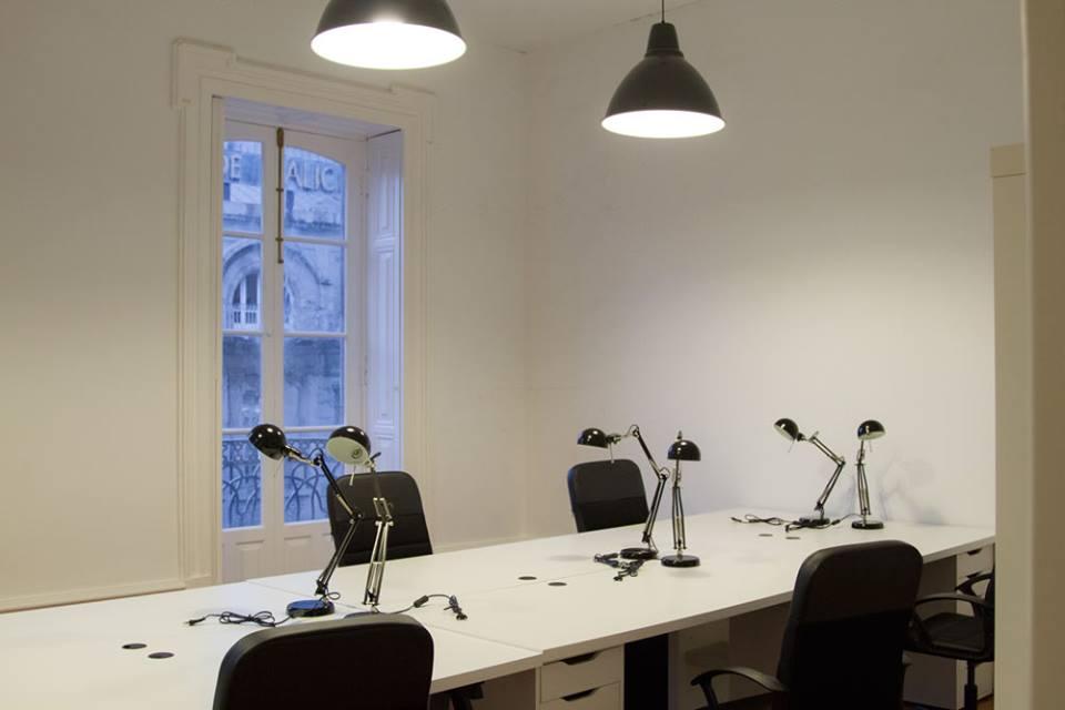 Sinergia Coworking & Lab, Vigo