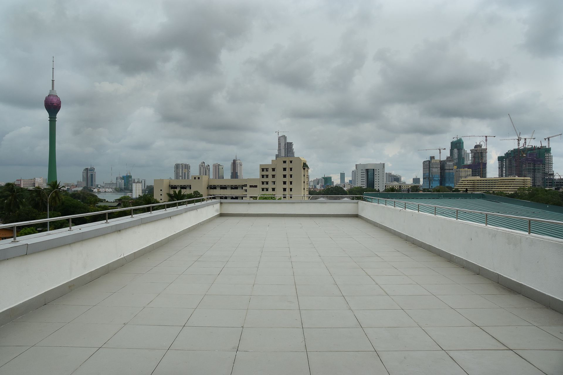 Hubpoint, Colombo