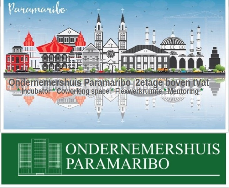 Ondernemershuis Paramaribo, Paramaribo