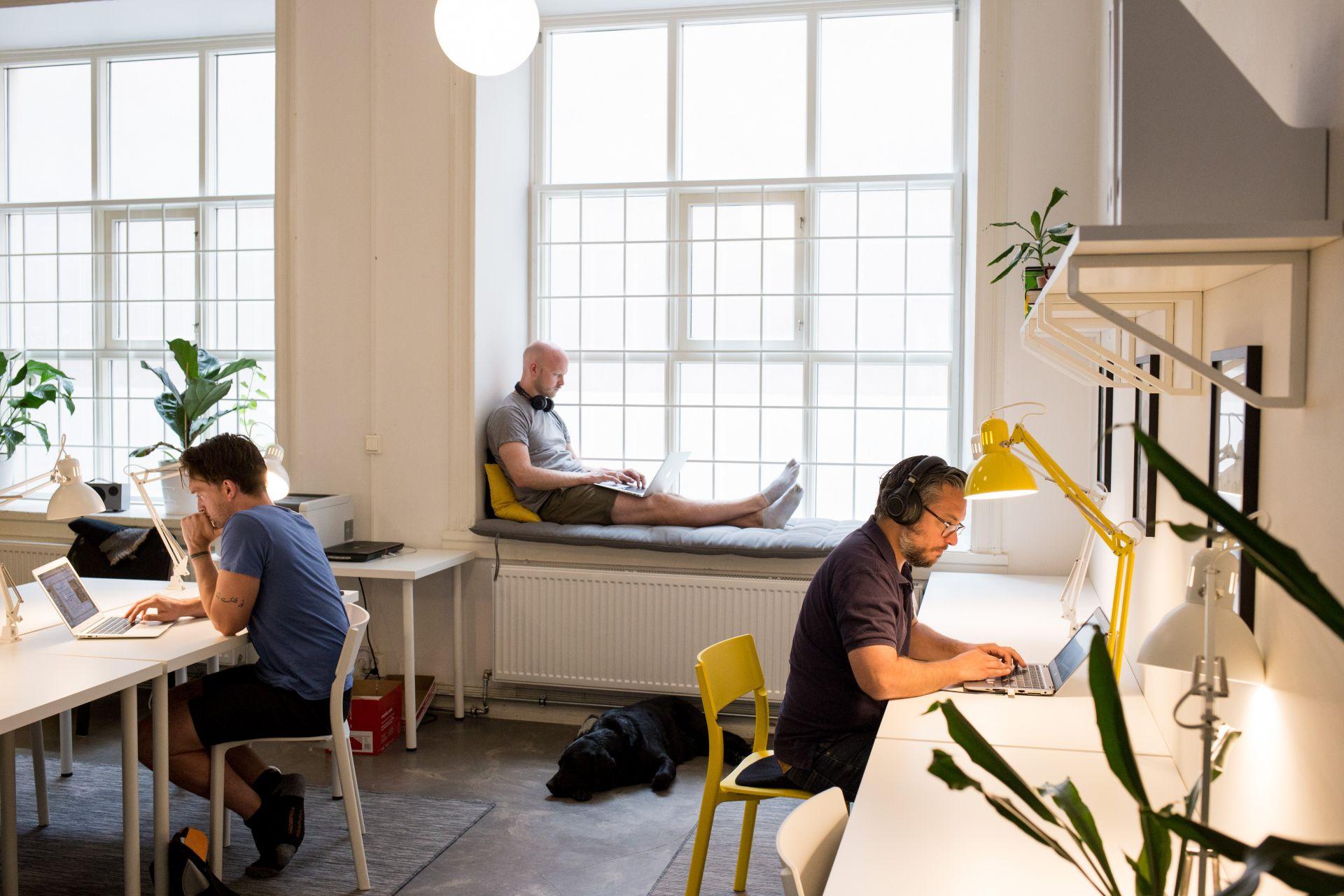 Box Space Co-working Malmö, Malmo