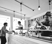 Djäkne Kaffebar & Coworking profile image