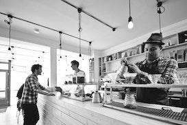 Djäkne Kaffebar & Coworking, Malmo