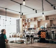 Djäkne Startup Studio & Coffee Bar & Co-working profile image