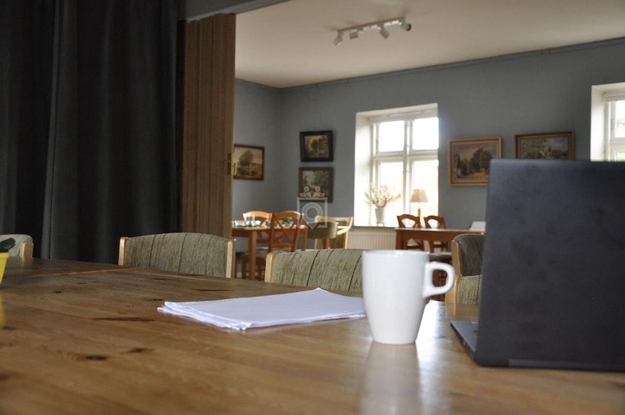Kontorscafé i Södra Åby, Sodra Aby