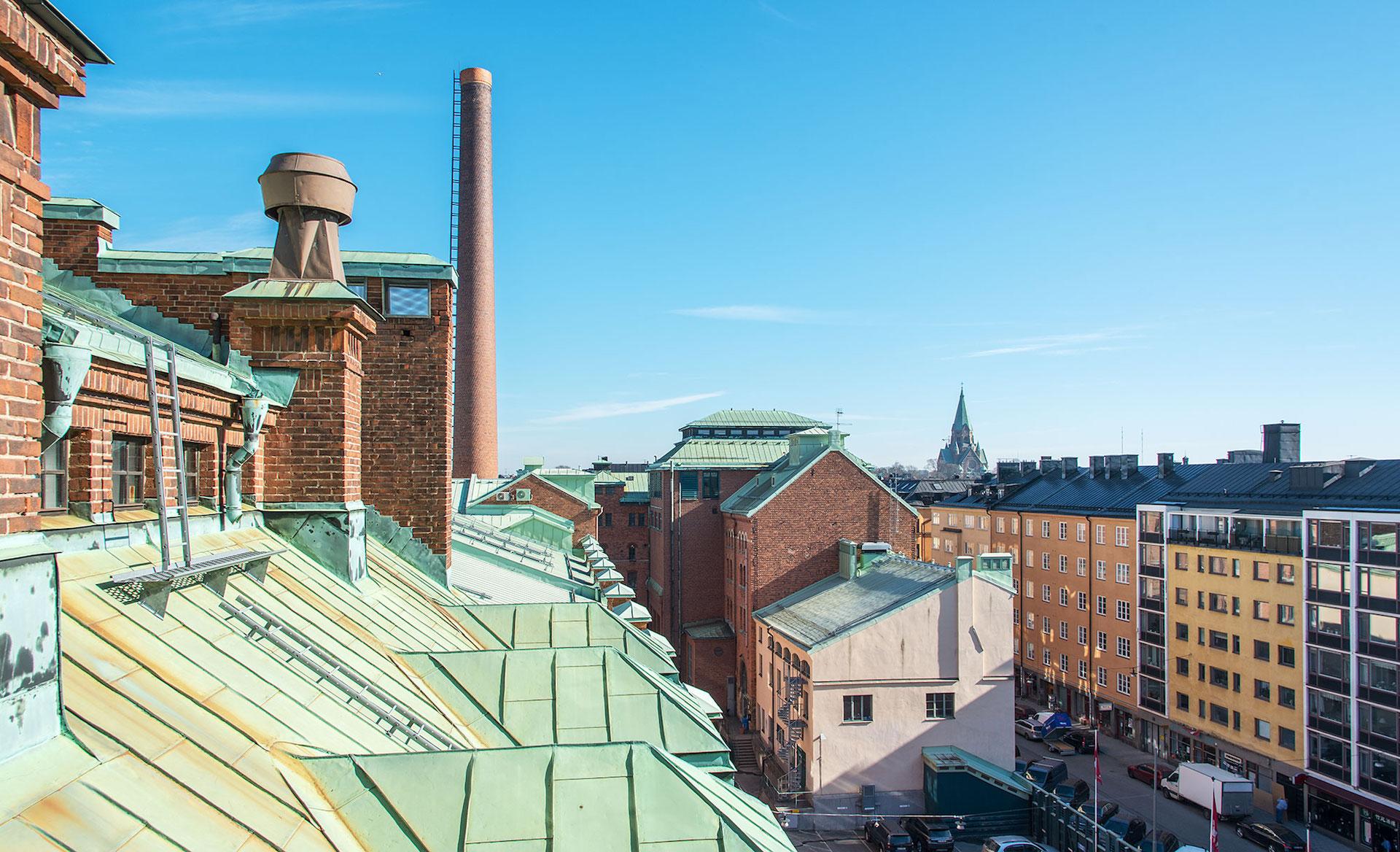 Block Stockholm, Stockholm