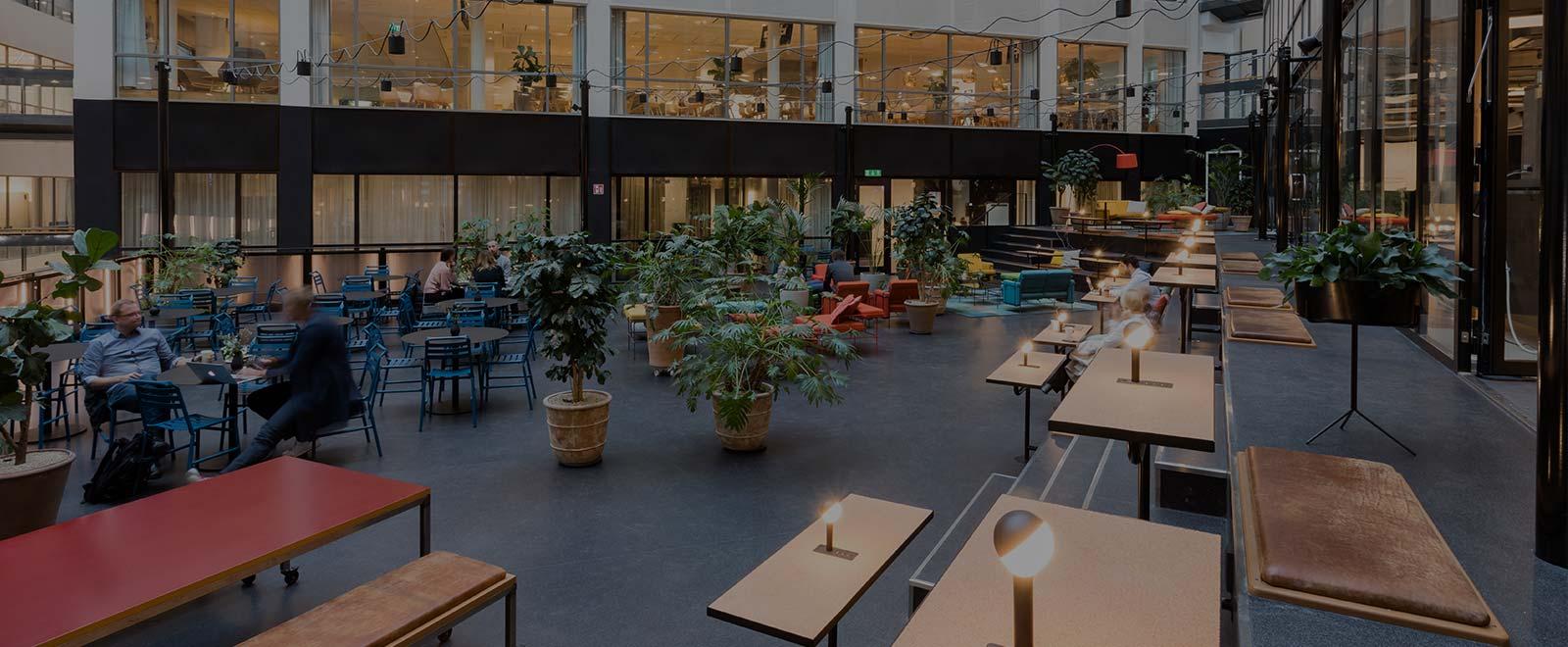 Epicenter Stockholm, Stockholm