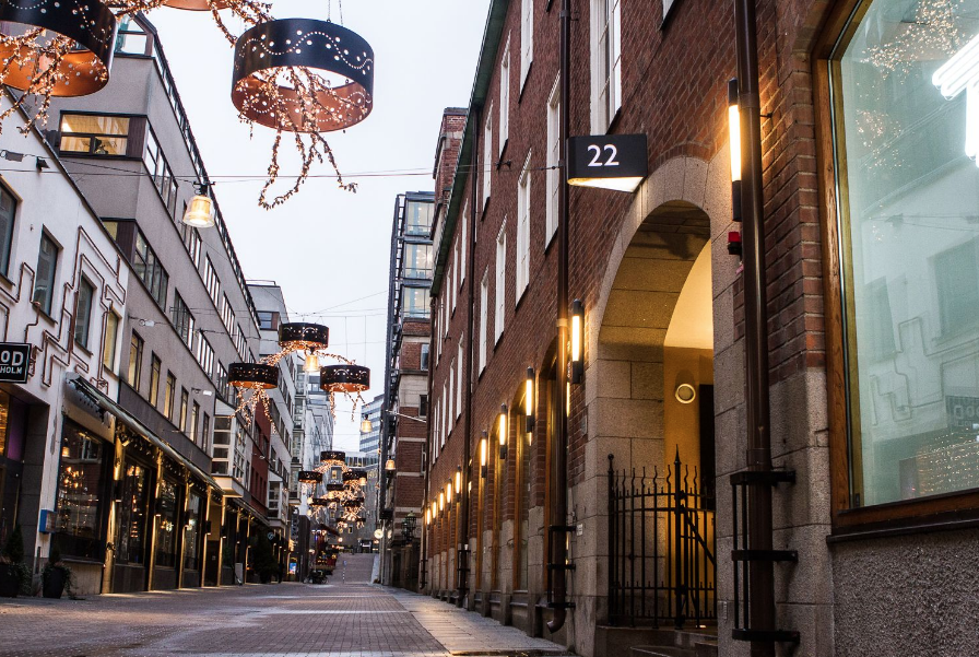 Impact Hub Stockholm, Stockholm
