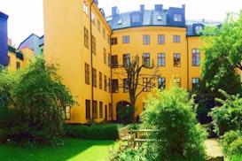 KNACKERIET, Stockholm