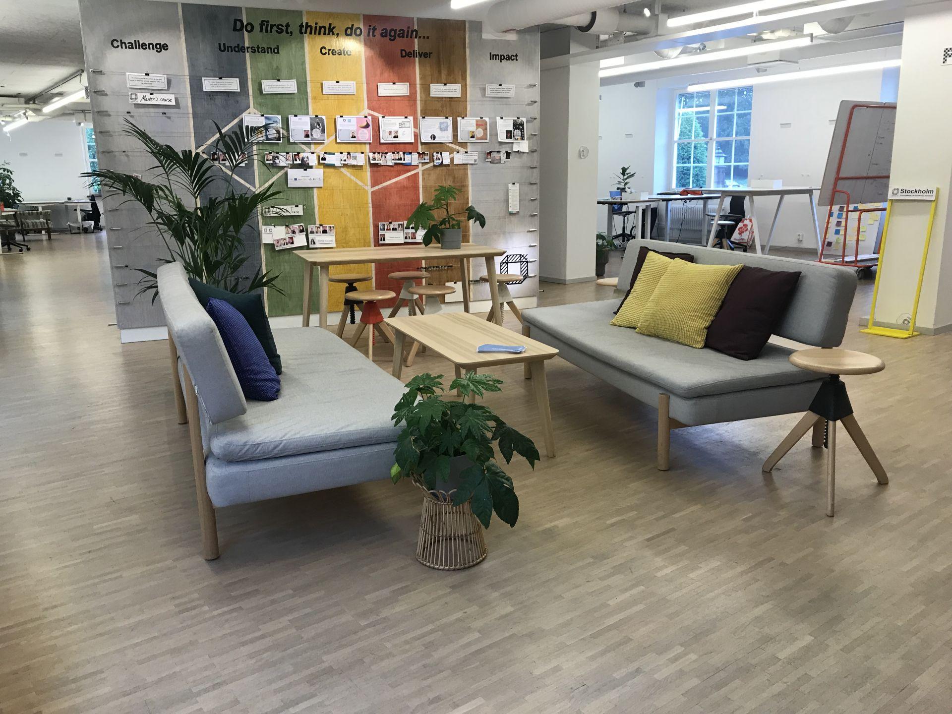 Openlab, Stockholm