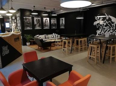 Start up Café by Sup46 image 4