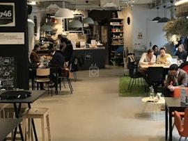 Start up Café by Sup46, Stockholm