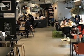 Start up Café by Sup46, Stockholm