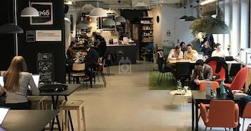 Start up Café by Sup46 profile image