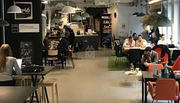 Start up Café by Sup46 image 1
