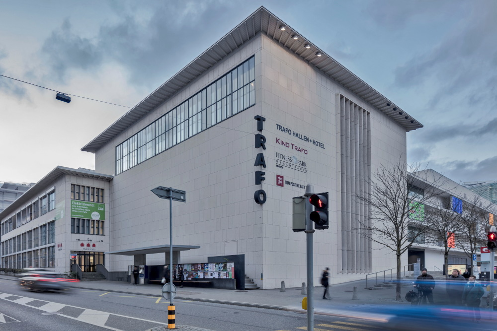 Office LAB Trafo, Baden