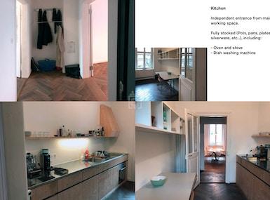 Shared Studio Space Basel (170m2/350CHF) image 3