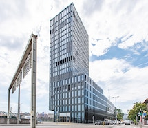 Spaces - Basel, Grosspeter Tower profile image