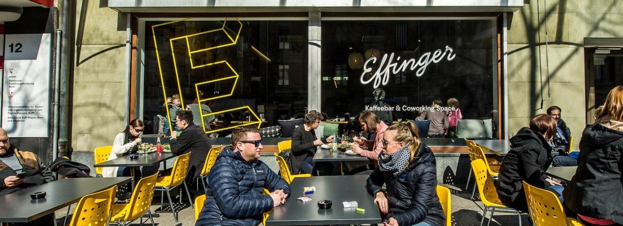 Effinger - Coffeebar & Coworking, Bern - Book Online - Coworker