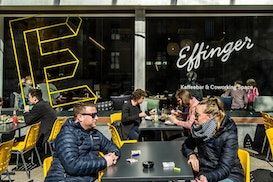 Effinger - Coffeebar & Coworking, Fribourg