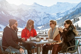 Mountain Lab Adelboden, Sierre