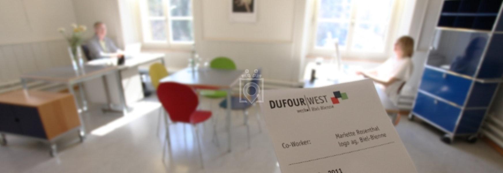 Dufour West, Biel