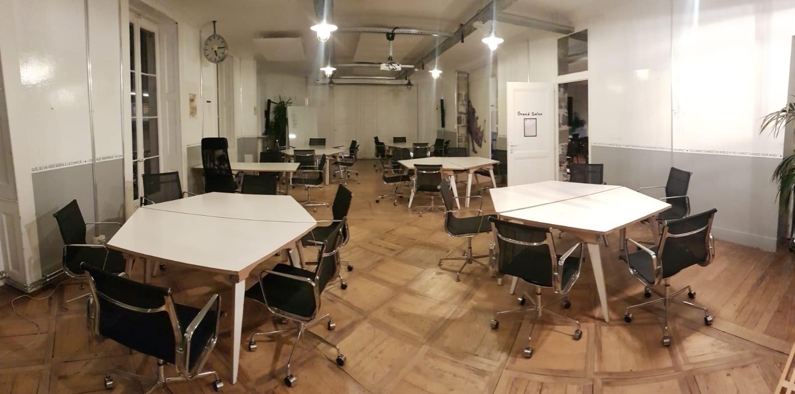 Impact Hub Geneva, Geneva