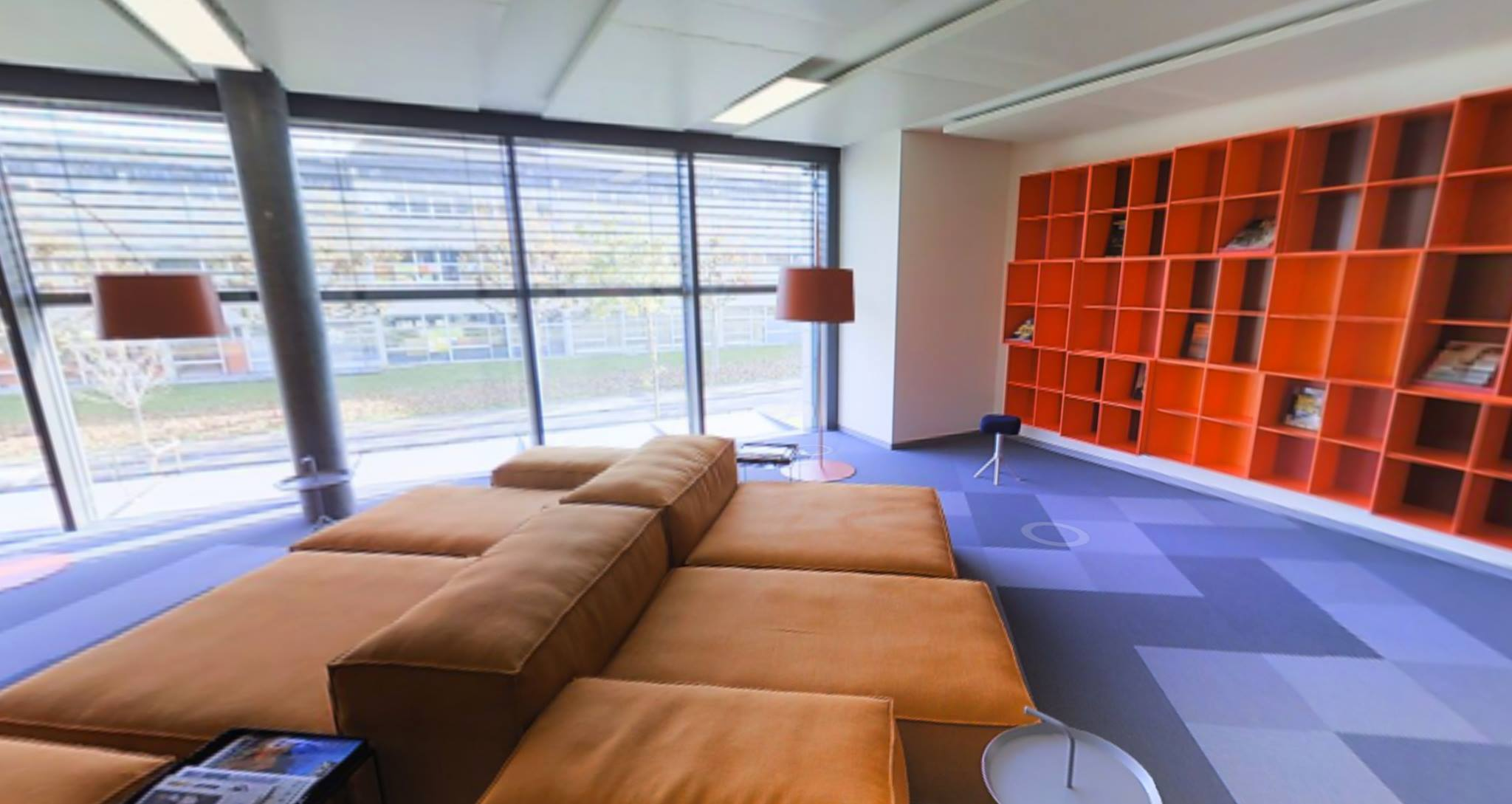 Nomad space, Geneva
