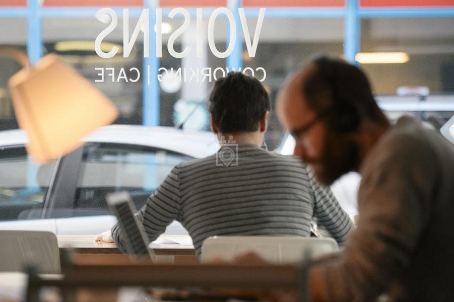 Voisins - Coworking | Café, Geneva