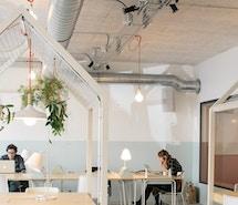 Voisins - Coworking | Café profile image