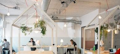 Voisins - Coworking | Café