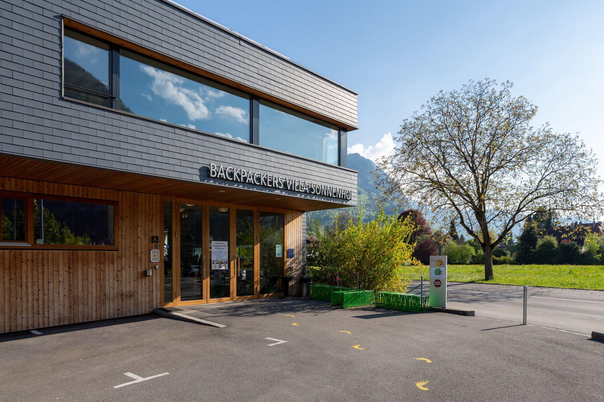 Coworking Interlaken @ Backpackers Villa Sonnenhof, Interlaken