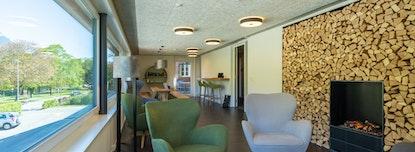Coworking Interlaken @ Backpackers Villa Sonnenhof