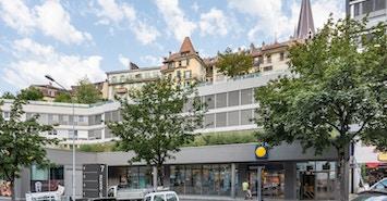 Regus - Lausanne, Saint Martin profile image