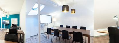 Coworking Hub Luzern