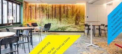 Hirschengraben Coworking + Innovation
