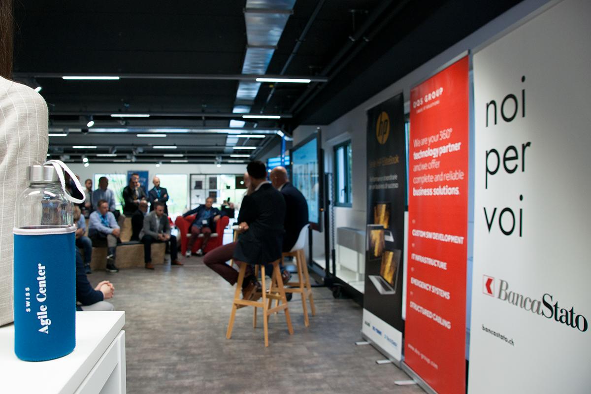 Swiss Agile Center, Mendrisio
