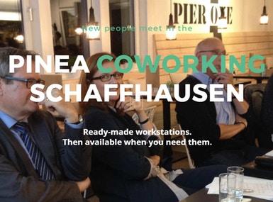 Pinea Business Center & Coworking Space Schaffhausen image 4