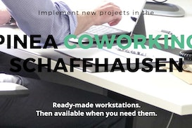 Pinea Business Center & Coworking Space Schaffhausen, Frauenfeld