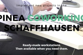 Pinea Business Center & Coworking Space Schaffhausen, Winterthur