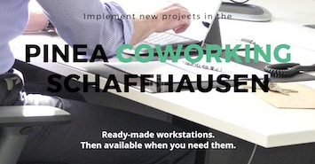 Pinea Business Center & Coworking Space Schaffhausen profile image