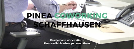 Pinea Business Center & Coworking Space Schaffhausen