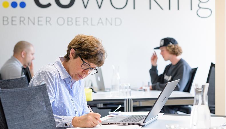 Coworking Berner Oberland, Spiez