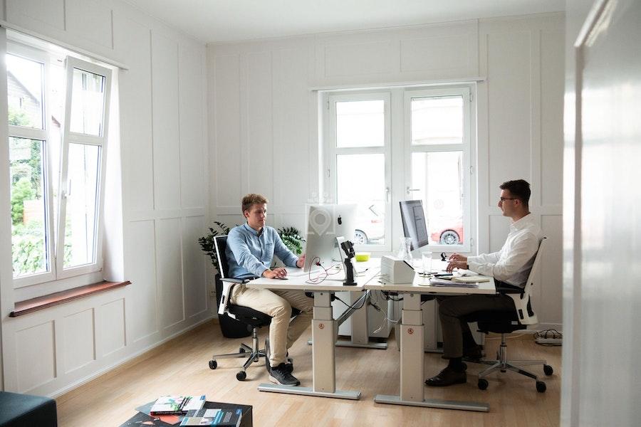 Bürolokal, Wil