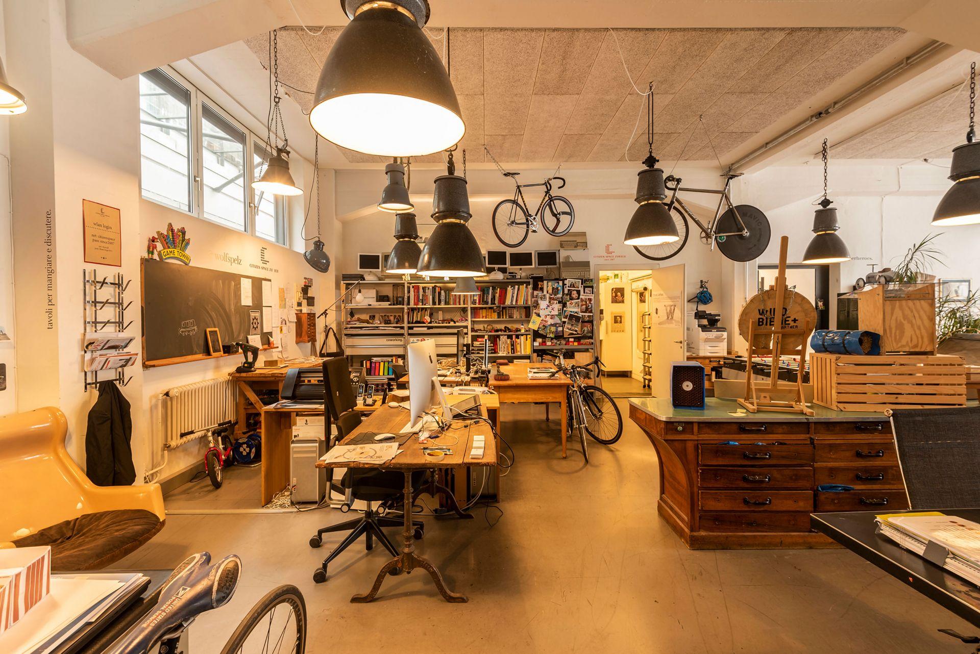 Citizen Space, Zurich