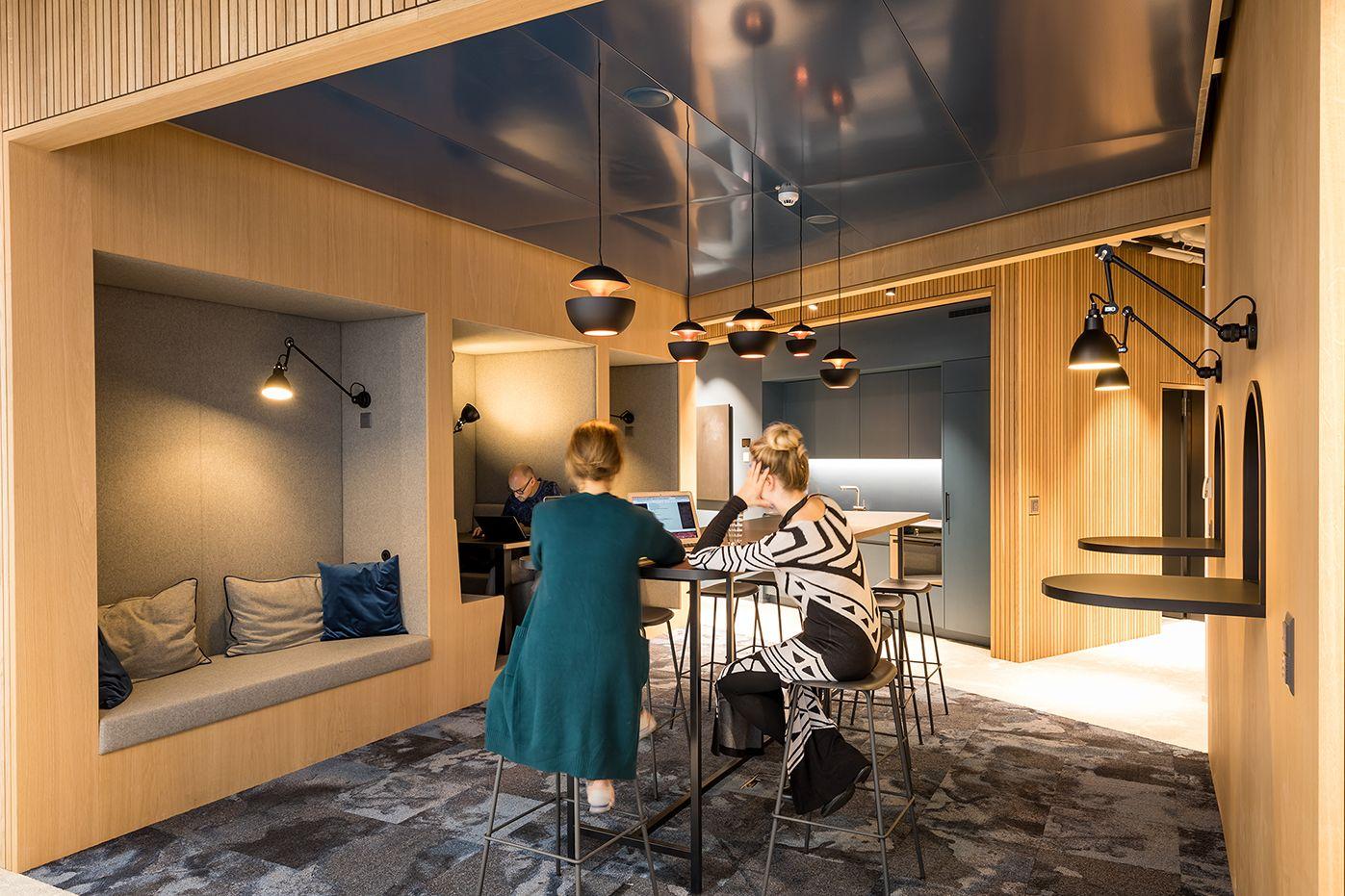 Coworking Lounge Tessinerplatz, Zurich