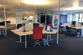 coworking space managed by Ingeus, Winterthur