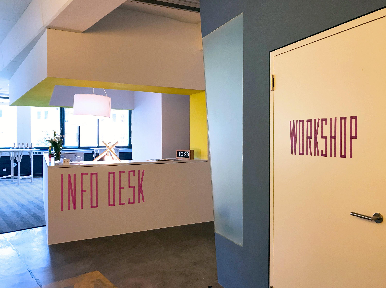 CreativeSpace Zürich, Zurich