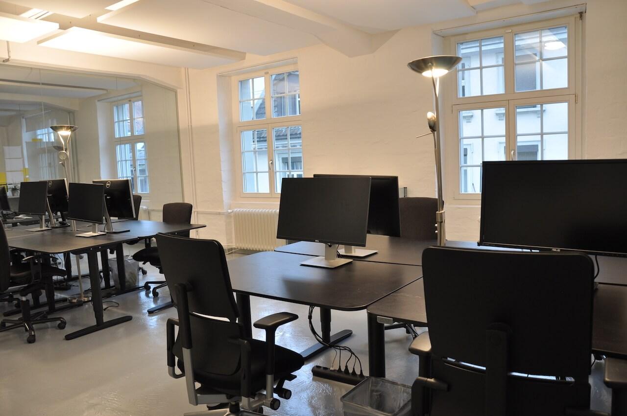 Edge5 Coworking, Zurich