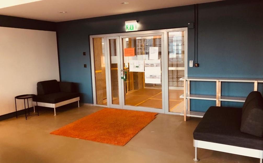 F10 FinTech Co-Working Space, Zurich