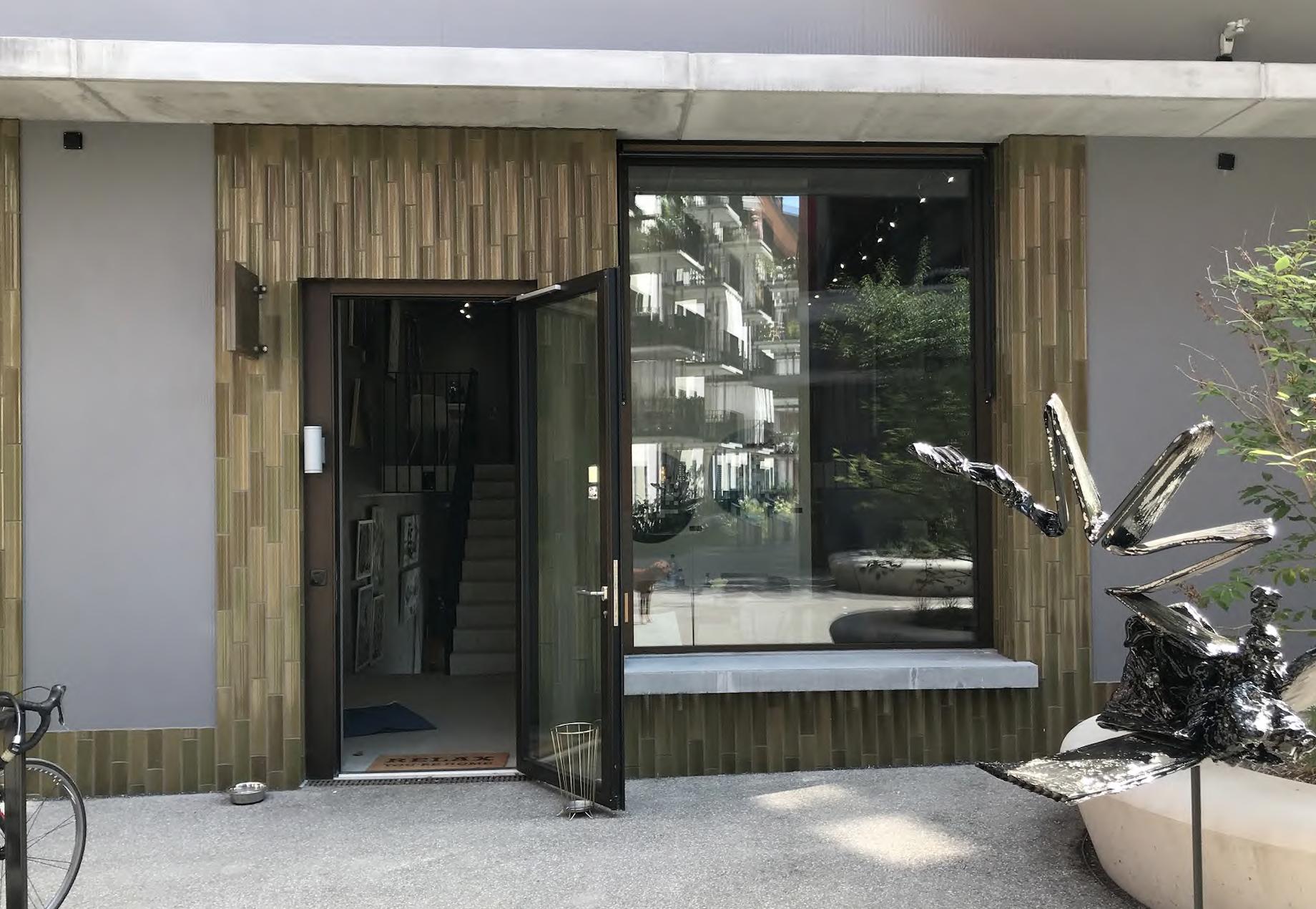 Galerie Pirlot, Zurich